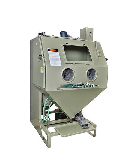 Abrasive Blast Cabinet | Metal Finishing Equipment