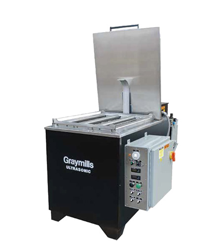 Graymills TUSR Ultrasonic Parts Washer | Industrial Parts Washers
