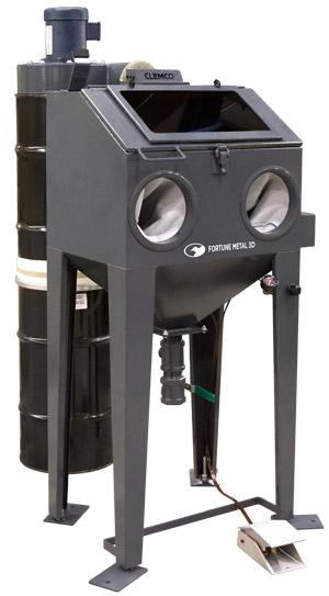 3D Blast Cabinet